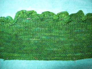 Just Enough Ruffles Blocking 121508