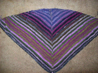 Simple Yet Effective Shawl 123108