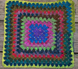 Afghan Squares 031109