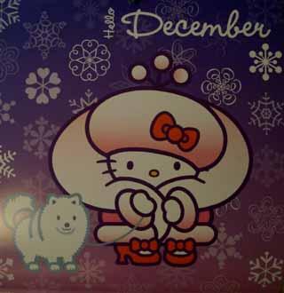 Hello December 2009