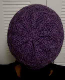 Coline Hat Back