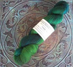 Yarn --Wolmeise Green
