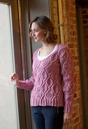 Tatiana's Sweater