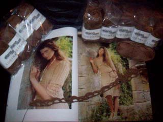 Helon Dress Yarn and Book