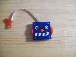 Tool Time Tape Measure Robot
