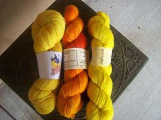 Sunflower Yarns