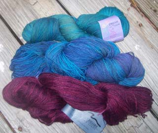 Mystery Shawl yarn