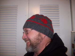 BarCamp Hat Patrick