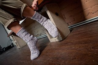 IW Access--Crocus Socks
