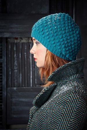 IW Access--Pointilist Hat