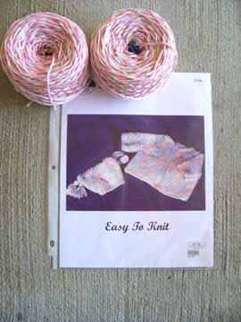 Babyjacketto_knit