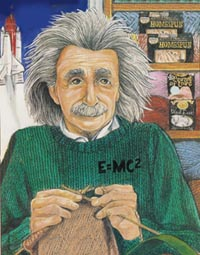 Einsteinknittingmid