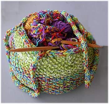 Вязаные сумки(идеи)
